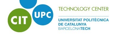 CIT - UPC, (open link in a new window)